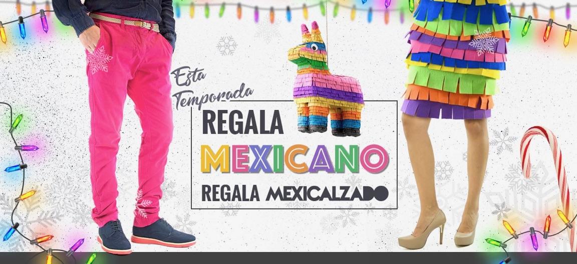 compra calzado online 100% mexicano